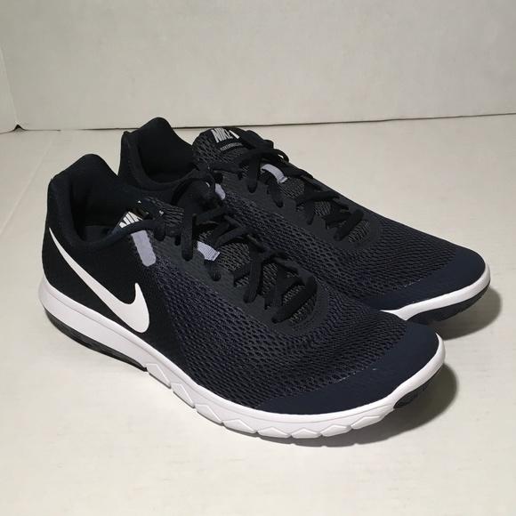 cdadcce8171f2 Nike Flex Experience RN 6 Running Shoes Blue White.  M 5c0079c1de6f62cf313ae4ee